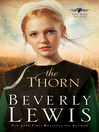 The Thorn (eBook): Rose Trilogy, Book 1